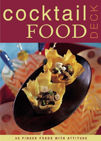Mary and Sara - Cocktail foods cook book